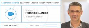 Certification Frédéric