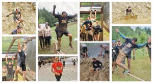 Up Team au Mud Day