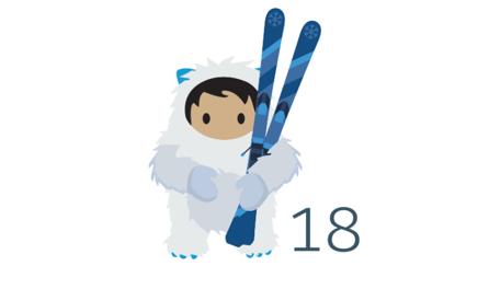 SalesforceWinter 18' Release