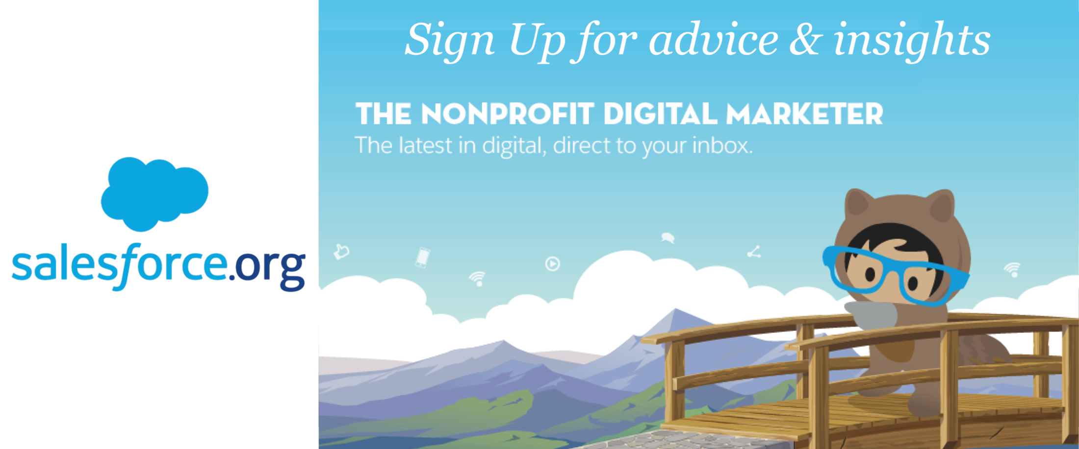 The Nonprofit Digital Marketing Advice & Insights