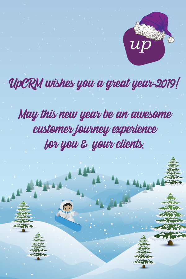 UpCRM wishes you e gudde Rutsch