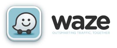 UpCRM Contact - Waze Logo