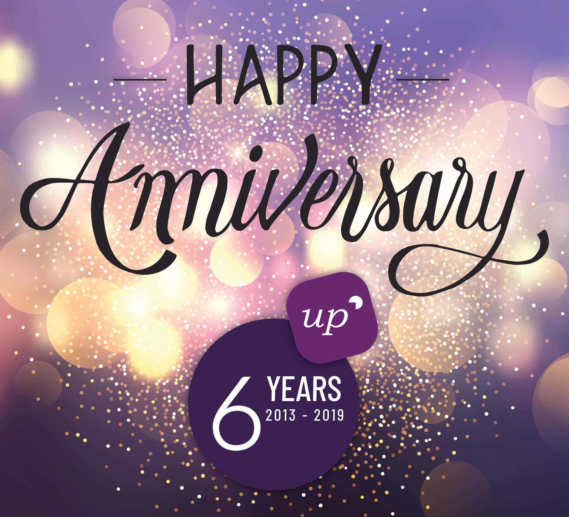 UpCRM Luxembourg turned 6 in September 2019!