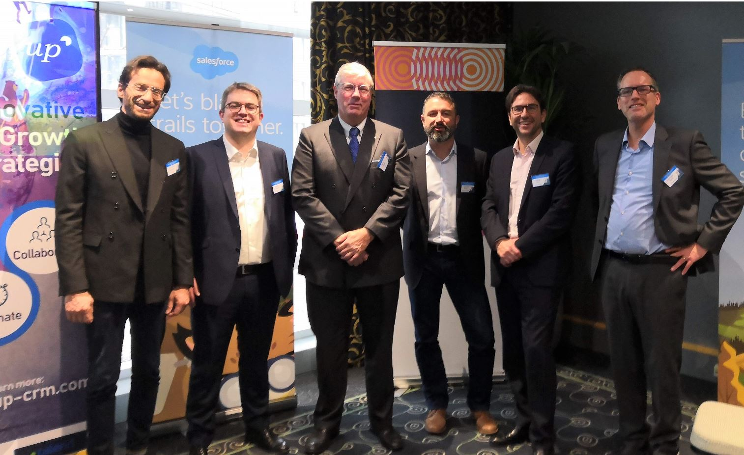 Financial Services Event Up Consulting Luxembourg